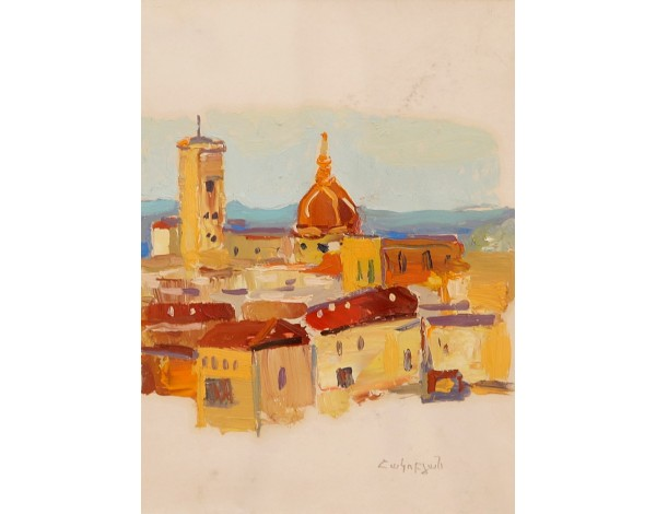 "Aram Hakobyan ""Summer in Italy"""