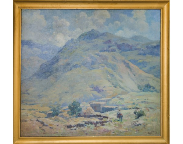 "Gabriel Gyurjyan ""The hills of Ayrivanq"""