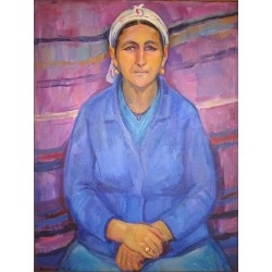 "Mariam Aslamazyan ""Grandmother Naze"""
